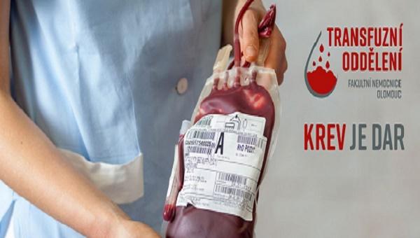 Daruj krev