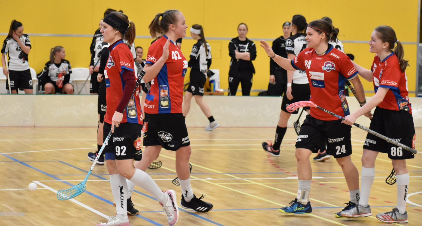 Olomoucké hráčky v dramatické koncovce získaly bod navíc
