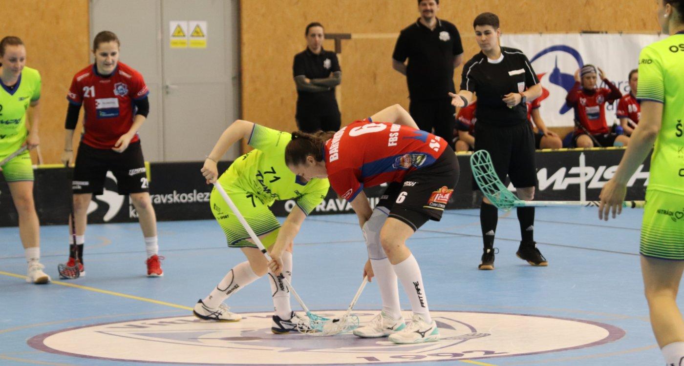 Play-off překvapení nenabídlo, po prvních zápasech prohrává Olomouc v sérii s Vítkovicemi 0:2