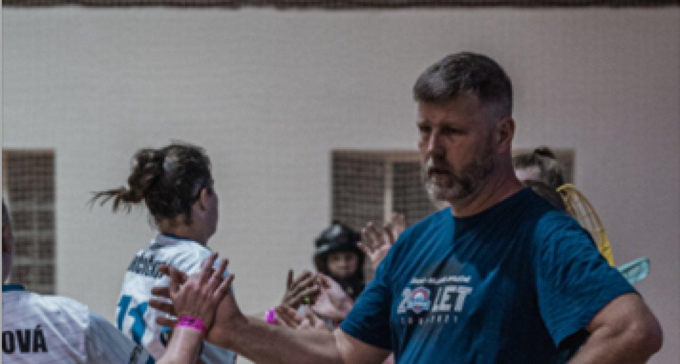 Letošní Hummel mě docela zklamal, úroveň dívčího florbalu šla neskutečně dolů, říká Ondřej Čoček