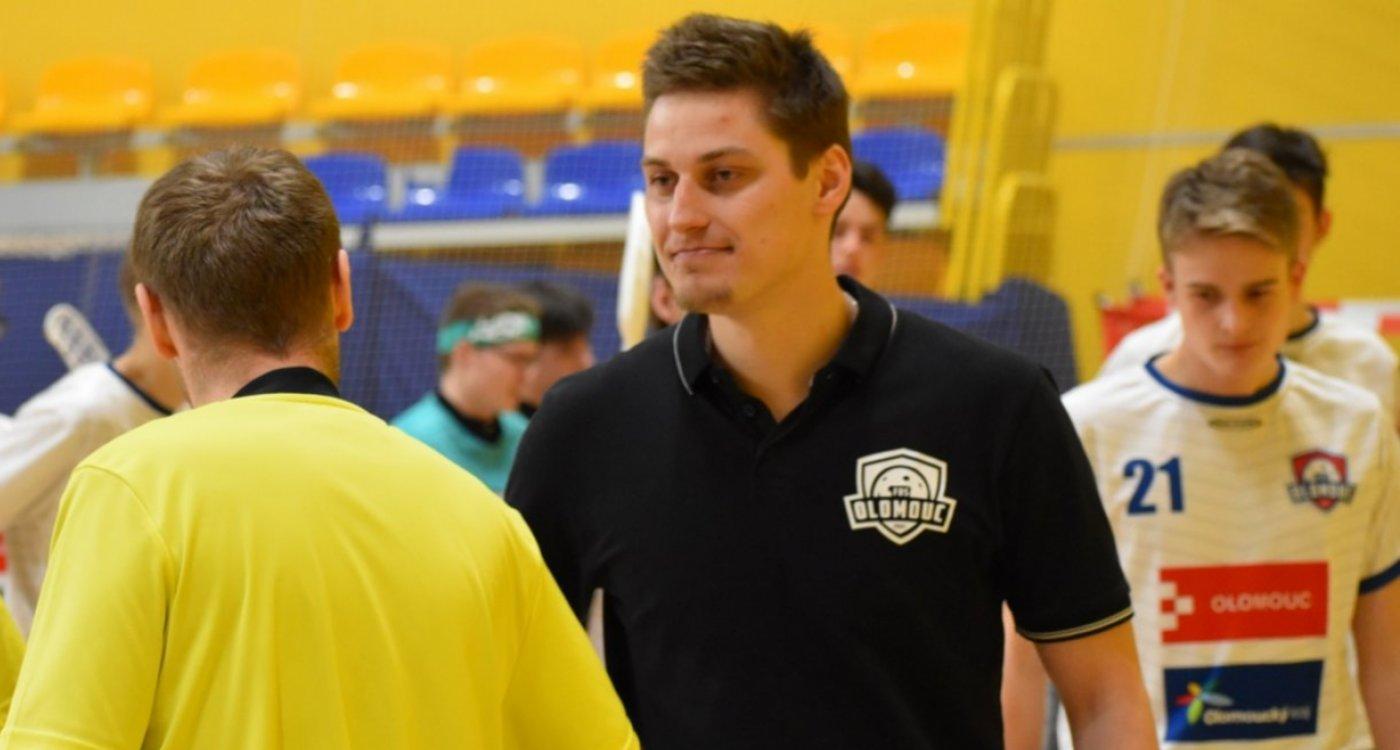 Výsledkově jsme spokojení, čtvrtfinále proti Bernu bylo pro nás maximem, říká Lukáš Kočiřík zpětně o Prague Games