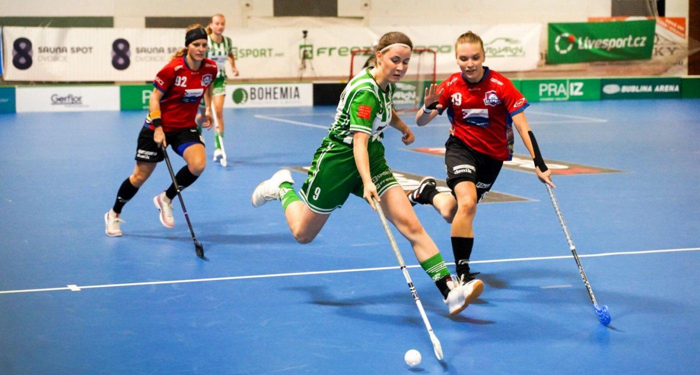 Ženy zahájily extraligovou sezónu vítězně