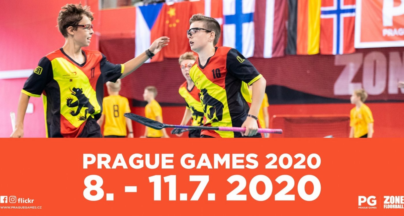 Prague Games klepou na dveře! Kdo, kde a kdy bude hrát?