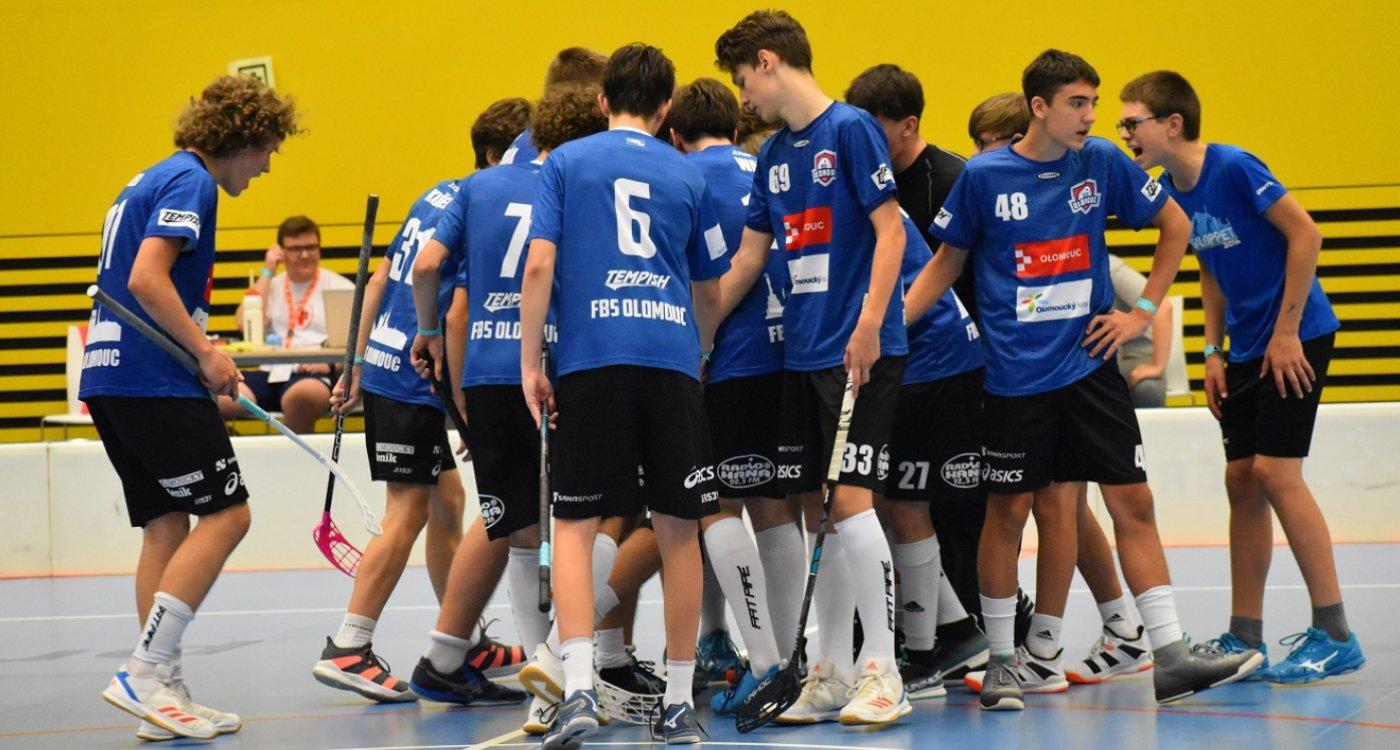 Čtvrtfinále je samo o sobě obrovským úspěchem, říká o Prague Games trenér dorostu Tomáš Hruška