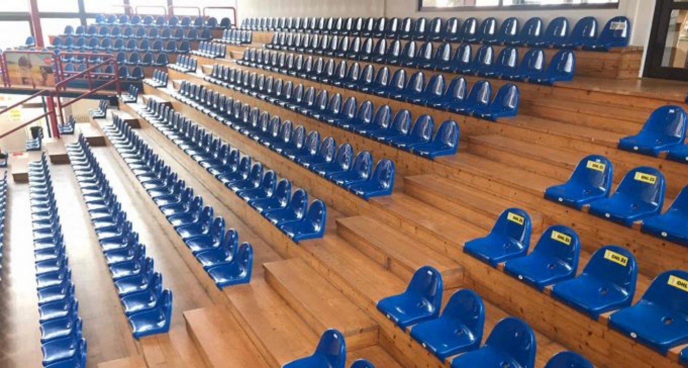 Sportovci budou hrát pro prázdné tribuny