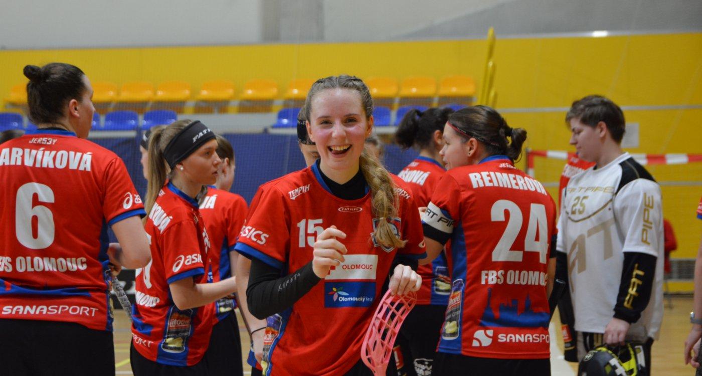 FBS opět boduje. Vyhrocený zápas proti Kunraticím dopadl lépe pro Olomouc