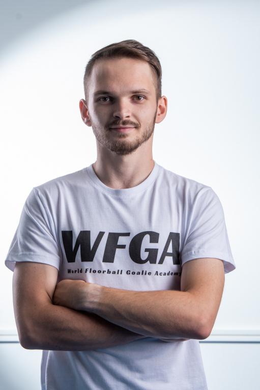 Obrázek 2: Tomáš Fibiger.